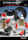 Tire Changer Accessories - Hunter Engineering Company