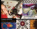 Longarm Quilting Machine Catalog - Circore Creative