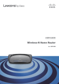 User Guide Wireless Linksys Router WRT120N