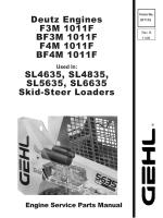 SL4635, SL4835, SL5635, SL6635 Skid-Steer - TUFF Equipment
