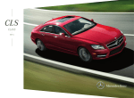 CLS-Class Brochure - Mercedes-Benz USA