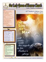 Lake Charles, Louisiana - E-churchbulletins.com