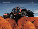 JEEP® WRANGLER - Chrysler Fleet Operations