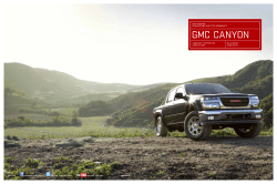GMC Canyon - US-Cars Pirmann