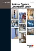 National Gypsum Construction Guide - National Gypsum Company