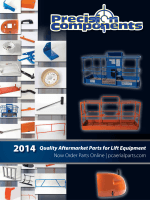 Quality Aftermarket Parts for Lift Equipment Now Order Parts Online