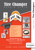 Tire Changer Parts - SVI International, Inc.