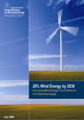 20% Wind Energy by 2030: Increasing Wind Energys - NREL