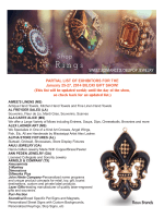 exhibitor list - Biloxi Gift Show