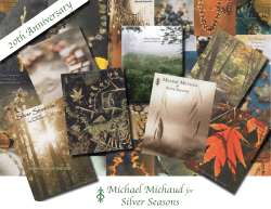 20th Anniversary Michael Michaud for Silver - AnbranDesigns