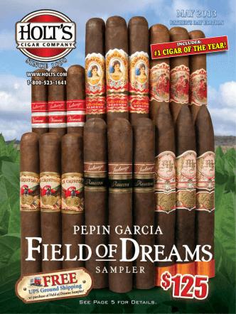 #1 CIGAR OF THE YEAR! - Holts Cigar Company