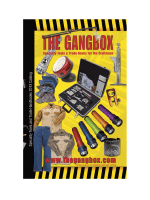 Welder / pipefitter tools - The Gangbox