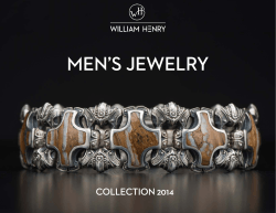 William Henry Mens Jewelry Collection - Holliday Jewelry