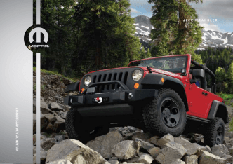 2013 Jeep Wrangler PDF Download