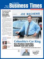 Columbias Car King - Columbia Business Times