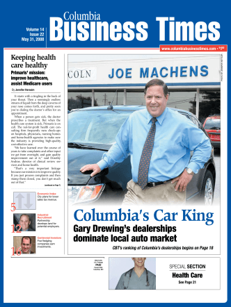 Columbias Car King - Columbia Business Times