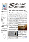 September Newsletter - Silicon Mountain Macintosh User Group