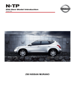Z50 NISSAN MURANO