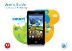 Motorola ATRIX HD ATT User Guide