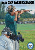2013 CMP SALES CATALOG - Civilian Marksmanship Program