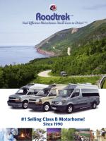 #1 Selling Class B Motorhome! - Roadtrek