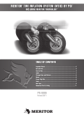 MERITOR® TIRE INFLATION SYSTEM (MTIS) BY PSI™