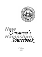 Print Sourcebook - New Hampshire Attorney General - NH.gov