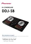 "VIRTUAL DJ Pro Full"" DJ CONTROLLER - Pioneer"
