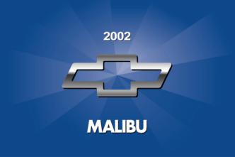 2002 Chevrolet Malibu Owners Manual - GM Canada