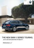 THE NEW BMW 5 SERIES TOURING. - APAN Motors