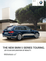 THE NEW BMW 5 SERIES TOURING. - APAN Motors