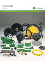 Planter Parts Guide - JDParts - John Deere