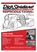 Ford Parts and Accessories - Dick Spadaro Early Ford Reproductions