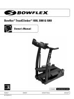 Bowflex® TreadClimber® 1000, 3000 5000 - Nautilus
