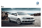 Download the Eos brochure - Rockdale Volkswagen