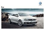 Download the Eos brochure - Rockdale Volkswagen