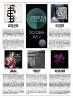 OCTOBER 2013 - CIMS