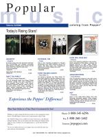 pop fall05.qxd (Page 1) - JW Pepper