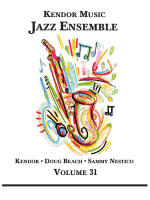 JAZZ ENSEMBLE - Kendor Music