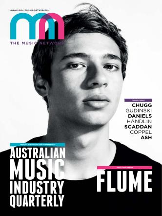 Australian Music Industry Quarterly sample - The Music Network