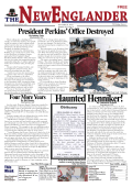 NewEnglander Newspaper 2012_Nov 8 - New England College