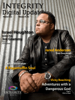 Israel Houghton - DRWDesigns