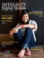 integrity Digital Update - DRWDesigns