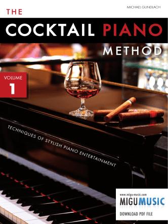 COCKTAIL PIANO - MIGU MUSIC