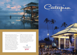 View issue in PDF format - Maui Arts Cultural Center