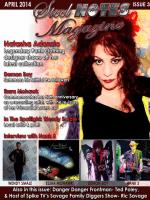 Alexxis Steele 38 - Steel Notes Magazine