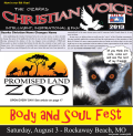 Saturday, August 3 - Rockaway Beach, MO - American Christian Voice