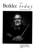Summer 1996 - Berklee College of Music