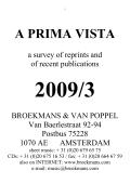 A PRIMA VISTA - Broekmans Van Poppel