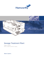 Sewage Treatment Plant - Hamworthy